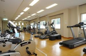 別館アネックス-トレーニングルーム