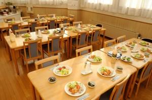 別館アネックス-食堂