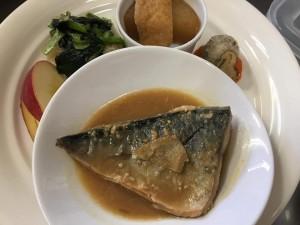 鯖の味噌煮2
